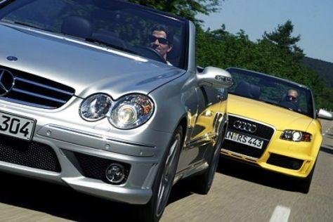 Zwei Cabrio-Sportler im Test