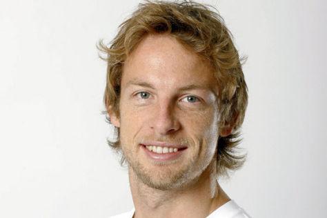Formel-1-Fahrer 2009, Jenson Button, Brawn GP