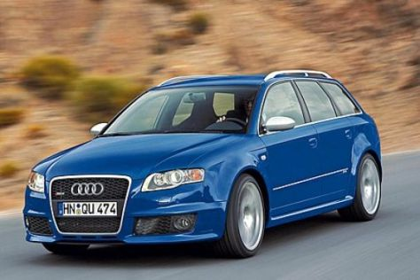 Test Audi RS4 Avant
