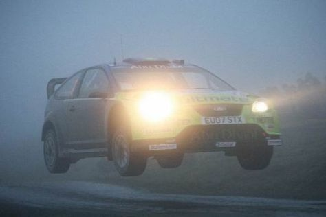 Nebel, Regen und Schlamm: Die Wales-Rallye als besondere Herausforderung