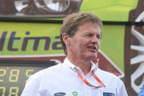 Malcolm Wilson ist erleichtert, dass die Rallye Großbritannien gerettet ist