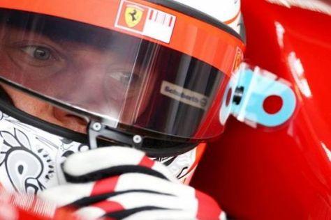 Kimi Räikkönen hat deutlich bessere Ferrari-Resultate im Visier