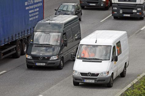 CO2-Grenze für Kleintransporter
