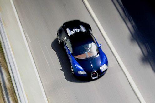 Bugatti Veyron: Der Extremsportler ist so teuer wie 47 Golf GTI.