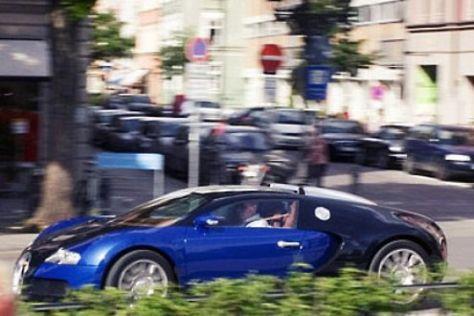 Fahrbericht Bugatti Veyron