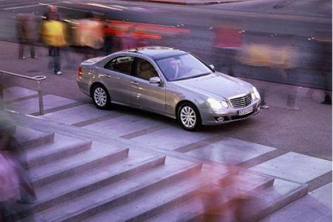 Mercedes in Japan