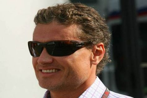 David Coulthard war zu Saisonbeginn noch offizieller Ersatzfaher von Red Bull