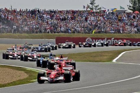 Formel 1-Kalender 2007