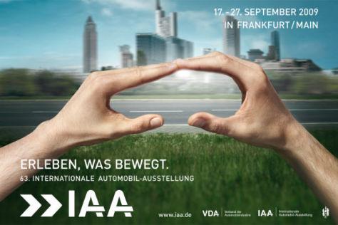 Logo IAA 2009
