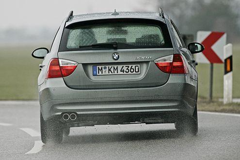 BMW 330d: Agiler als der stärkste 3er-Diesel ist kaum ein Kombi.