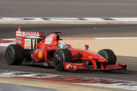 Formel-1-Saison 2010, Ferrari F60