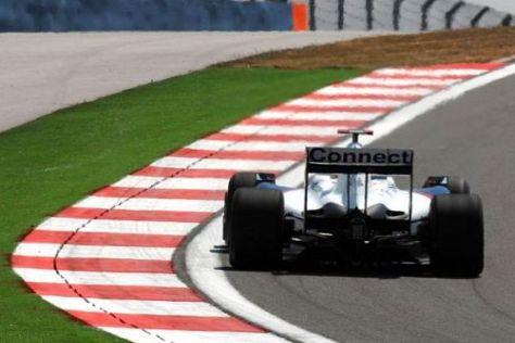 Der Doppeldiffusor soll das BMW Sauber F1 Team weiter nach vorn bringen