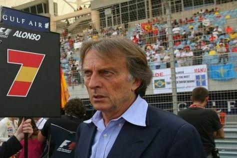 Luca di Montezemolo: Hat Ferrari Fernando Alonso fest im Blick?
