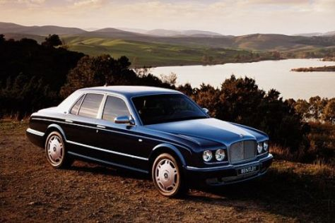 Bentley Arnage (Modelljahr 2007)