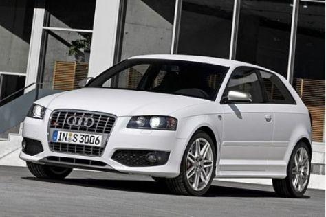 Vorstellung Audi S3