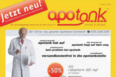 Screenshot ApoTank