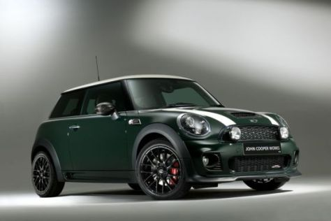 John Cooper Works World Championship 50