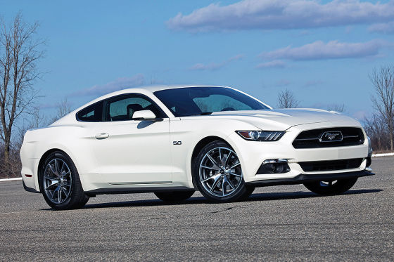 Ford Mustang 50 Year Limited Edition