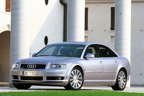 Rückruf Audi A8