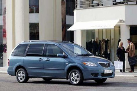 Rückruf Mazda MPV