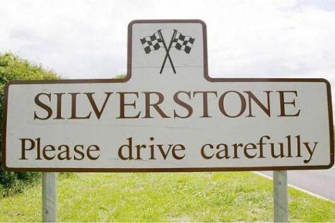 2009 wird noch gefahren, wenn auch nicht immer vorsichtig, dann ruft Donington