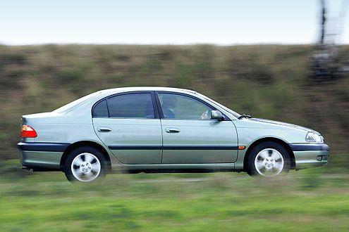 Besonders empfehlenswert: Avensis ab Mitte 2000.