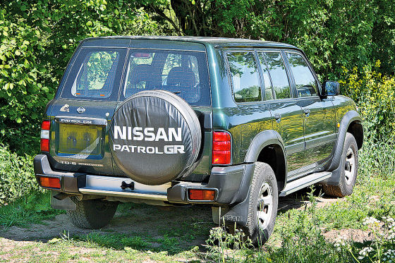 Nissan Patrol GR 2.8 Turbo D