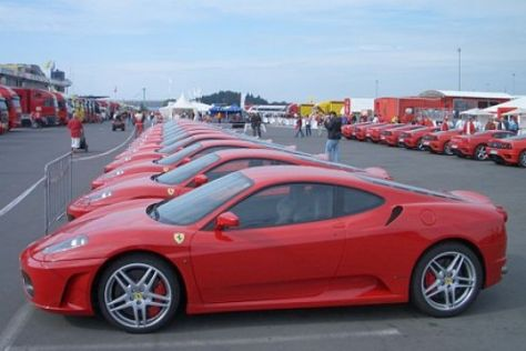Ferrari Racing Days 2006