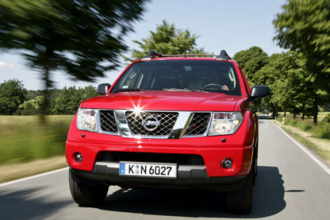 Nissan Navara 2.5 dCi DoKa