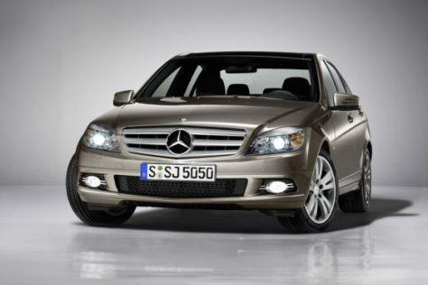 Mercedes-Benz C-Klasse Special Edition