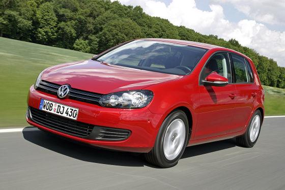 VW Golf VI 2.0 TDI