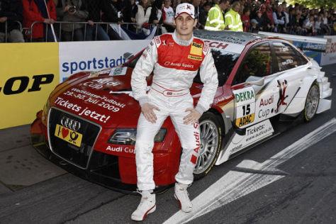 DTM 2009, Oliver Jarvis Audi A4, Team Phönix
