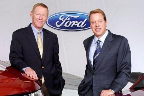 Führungswechsel bei Ford