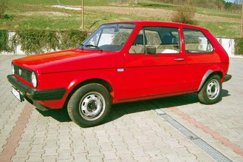 VW Golf Baujahr 1982