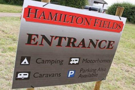 In Silverstone gibt es sogar einen speziellen Hamilton-Campingplatz