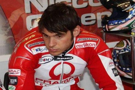 MotoGP-Neuling Niccolò Canepa will sich bei Pramac Schritt für Schritt steigern