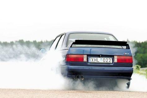 BMW M3 von Andreas Arthursson