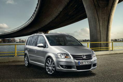 VW Touran Sondermodell R-Line Edition