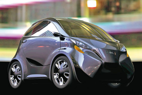 Elektroauto XD