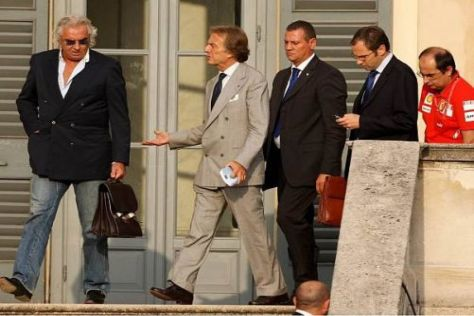 Die Teamvereinigung FOTA trifft sich heute Abend in der Renault-Fabrik