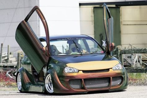Opel Corsa B von Roger Wiegers