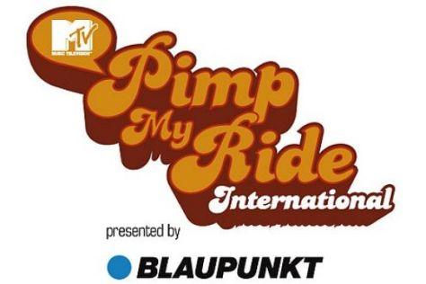 "Blaupunkt sponsert ""Pimp my Ride"""