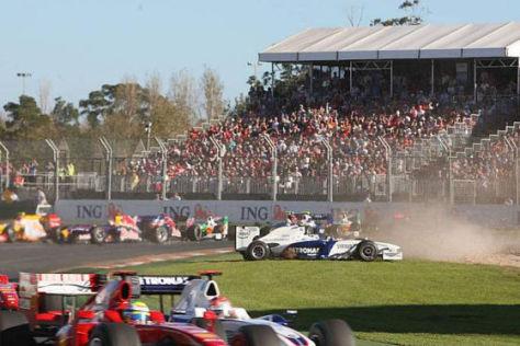 Chaos in der Formel 1