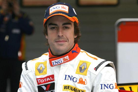 Chaos in der Formel 1, Fernando Alonso