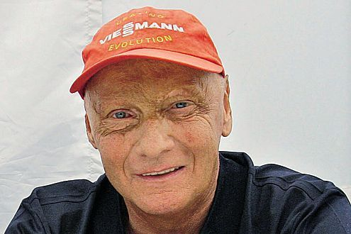 Chaos in der Formel 1, Niki Lauda