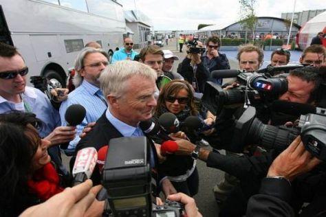FIA-Präsident Max Mosley nimmt die Teams offenbar immer noch nicht ernst