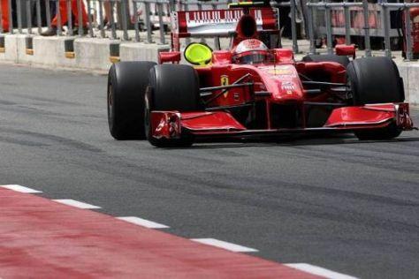Kimi Räikkönen erwartet ein schwieriges Wochenende in Silverstone