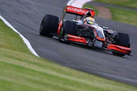 Lewis Hamilton verlor im achten Qualifying zum vierten Mal das Stallduell