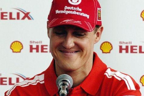 BILD-Interview mit Michael Schumacher