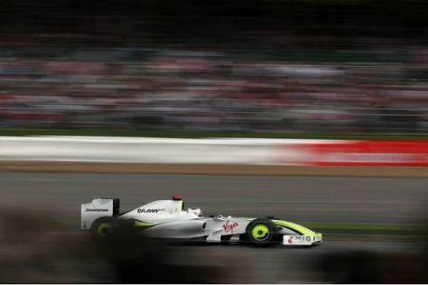 Aus dem erträumten Heimsieg in Silverstone wurde für Jenson Button nichts